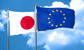 Firmato trattato libero scambio tra UE e Giappone
