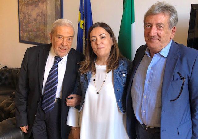 Incontro con il Sottosegretario di Stato per gli Affari europei Laura Agea