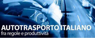 """""""AUTOTRASPORTO ITALIANO fra regole e produttività"""" – 30 novembre 2019, La Spezia"""