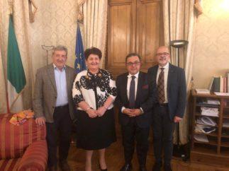 CEPI INCONTRA IL MINISTRO DELL'AGRICOLTURA TERESA BELLANOVA