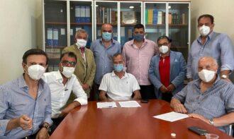 MARCIANO: PARTICOLARMENTE SODDISFATTO DELL'APERTURA DELLA NOSTRA SEDE PROVINCIALE DI SALERNO