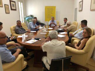 MARCIANO: RIUNIONE FEDERAZIONI PROSEGUE IL NOSTRO IMPEGNO
