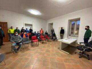 INIZIATO CORSO SICUREZZA SUL LAVORO A VALLO DELLA LUCANIA , GRUPPO LOMBARDI