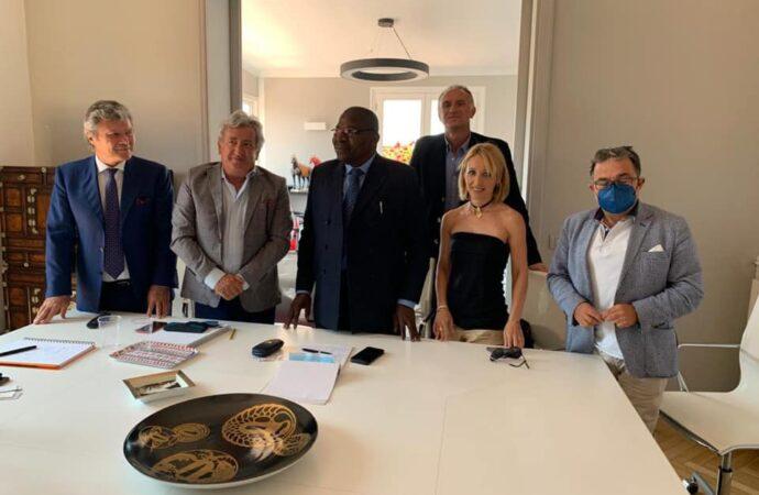 CEPI INCONTRA UNA DELEGAZIONE DELLA REPUBBLICA DEL CONGO